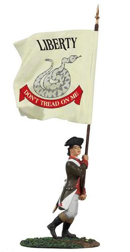 Continental Infantry 1776-1777 No.1