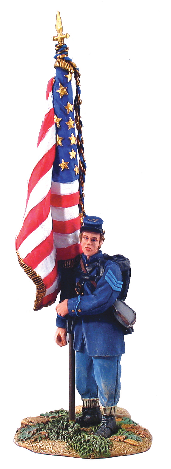 Union Infantry Flagbearer #1