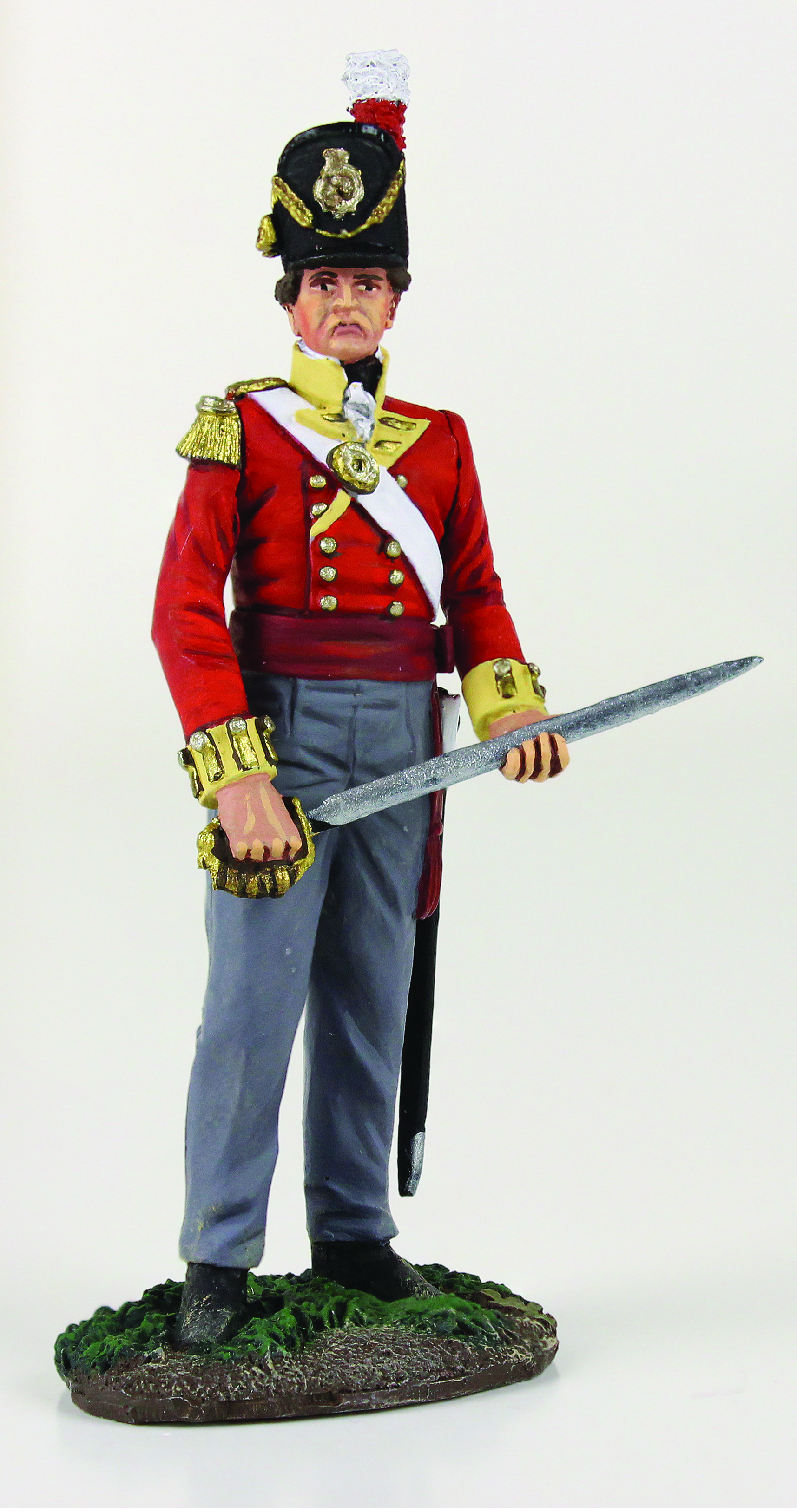 British 44th Regiment Battalion Officer No.2