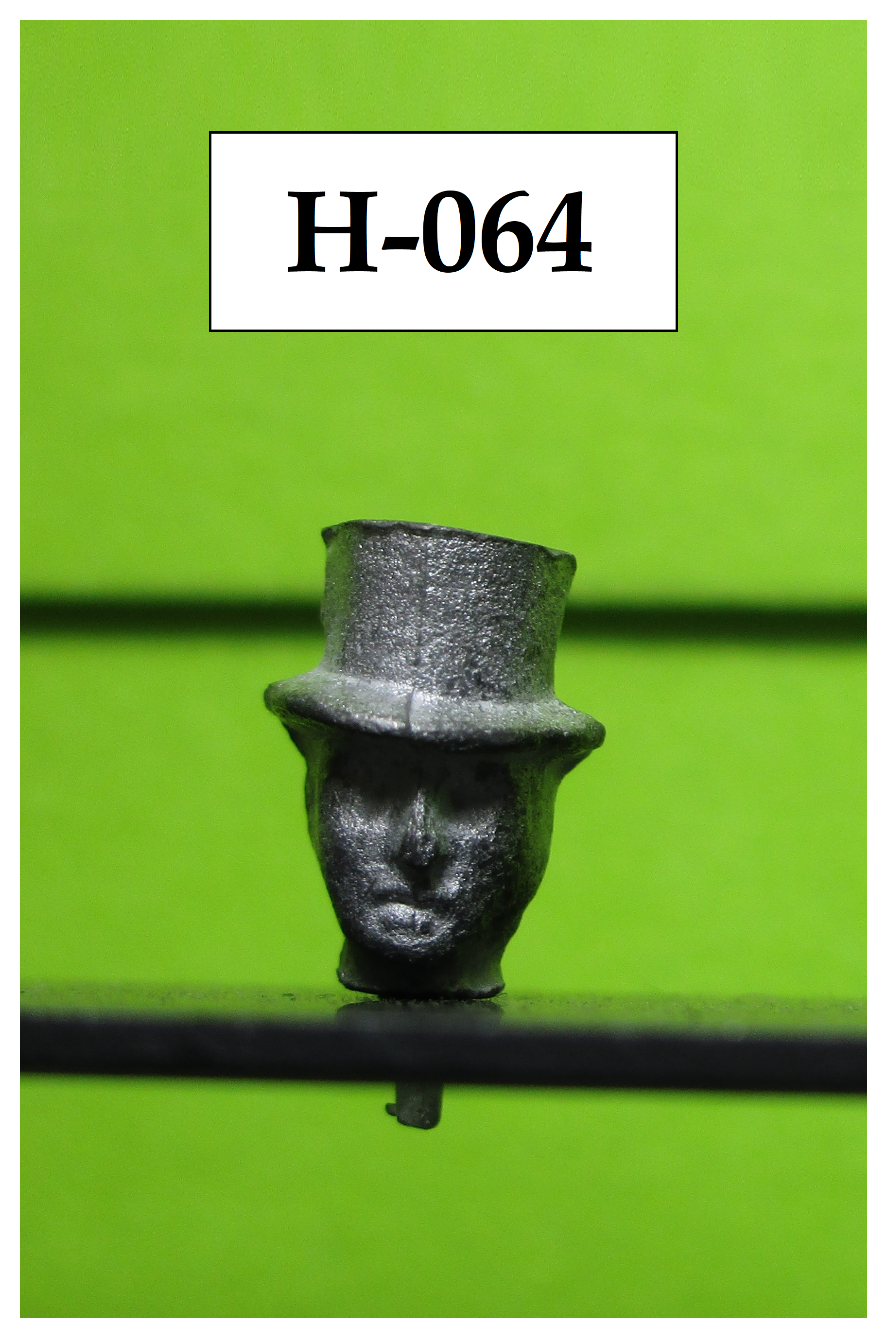 Head for Hunt Series (top hat)